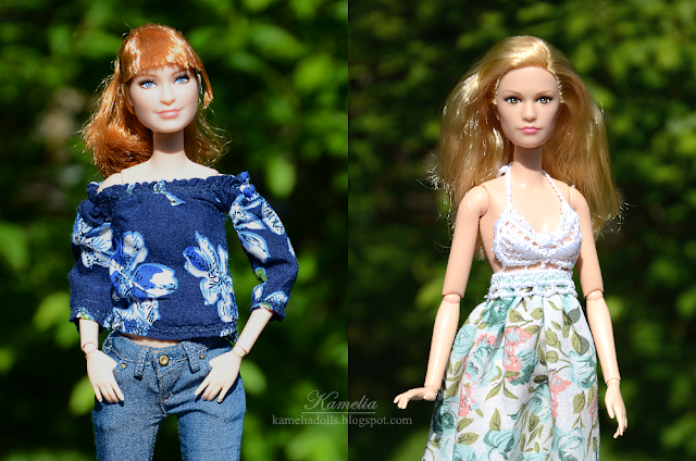 Movie Barbie dolls