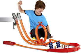 đua xe Hotwheels 1