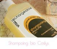 gel douche et shampoing Coslys