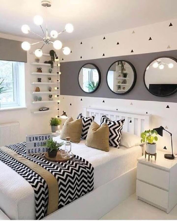 Decorating young women's rooms