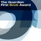 Guardian First Book Award logo