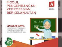 Kumpulan Modul Guru Pembelajar (PKB) Semua Tingkat dan Bidang Studi 2017