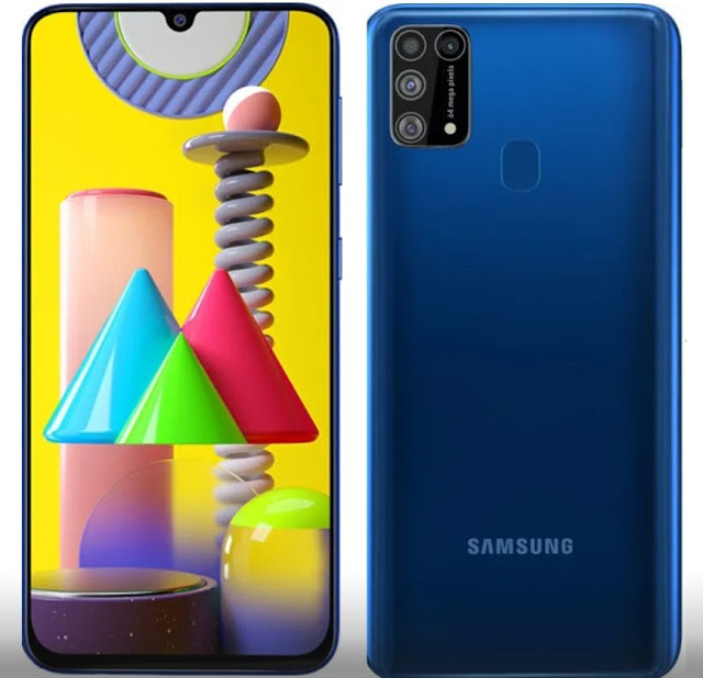 Samsung galaxy M31 price, features and specs