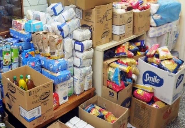Ο Σύλλογος Εφέδρων Πελοποννήσου συγκεντρώνει τρόφιμα και είδη πρώτης ανάγκης για τη Σάμο