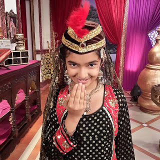 Anushka Sen Hot Photos