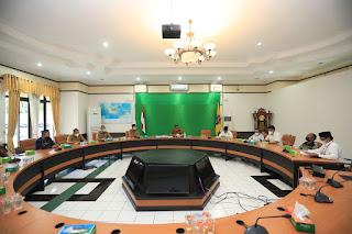Rapat Koordinasi Terkait Pendirian Rumah Ibadah di Kota Tarakan