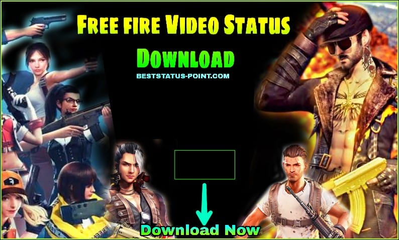 Free fire Video Status Download