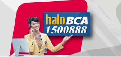 call center halo bca multifinance