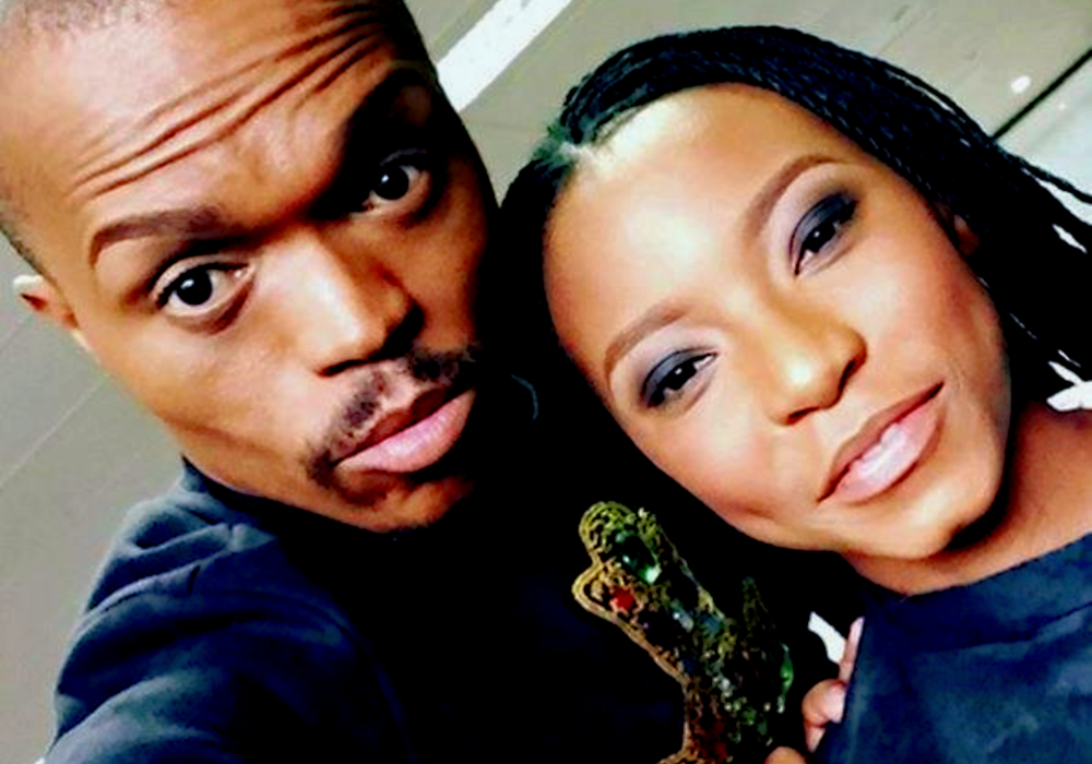 Somizi On Gay Marriage In 'Conservative' Africa: 'I Always Knew I Would Get Married'