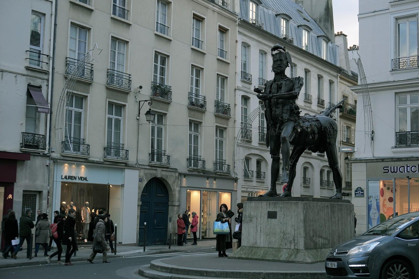セザールのケンタウルス像(Le Centaure de César)