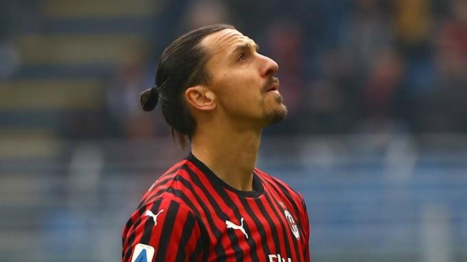 We must enjoy Ibrahimovic while he's here - AC Milan director Massara