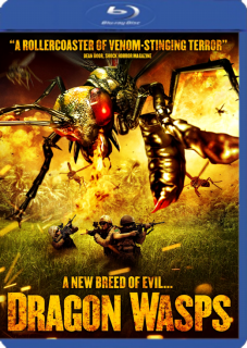 Avispas Mutantes (2012) DVDRip Latino