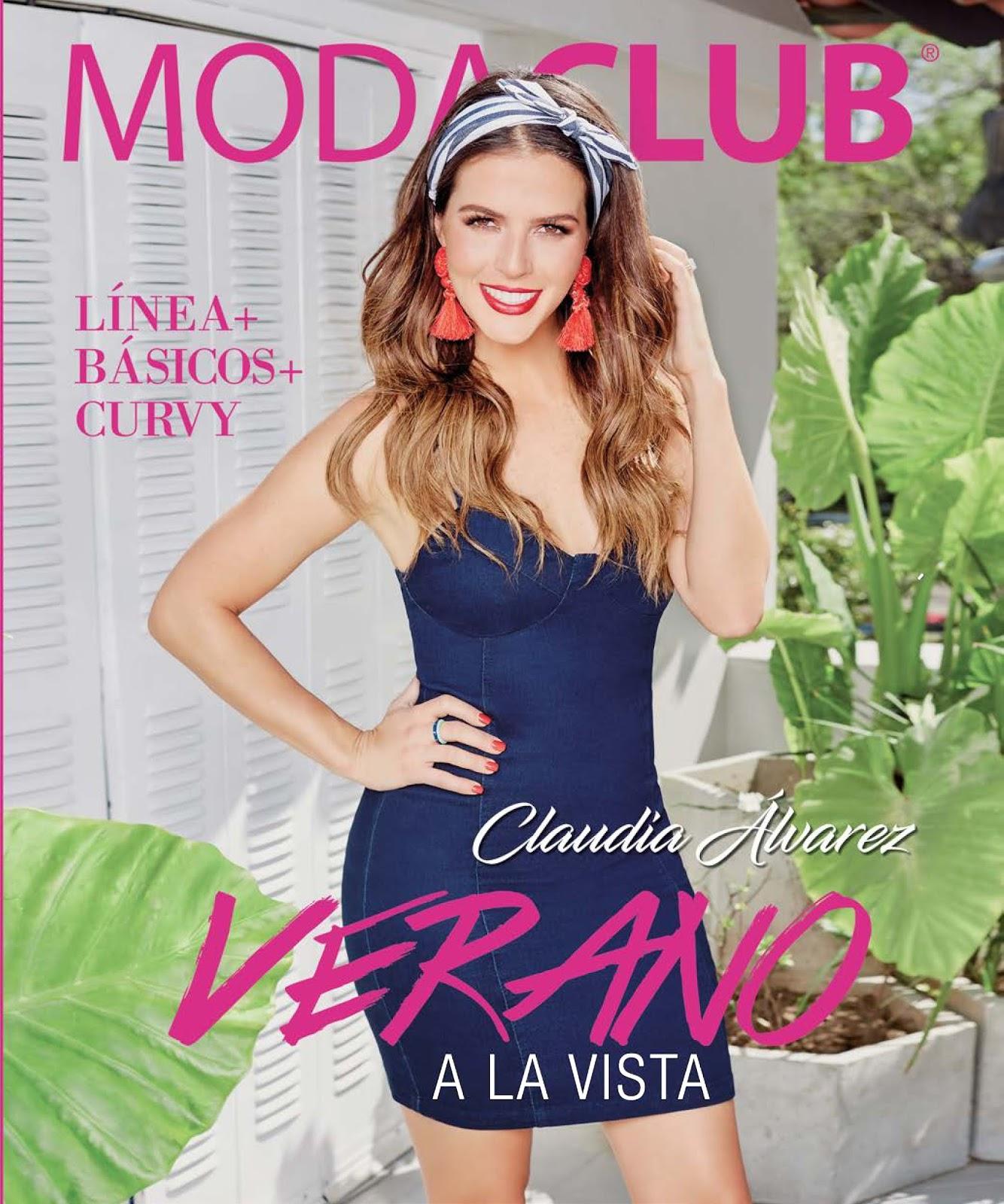 549ac40db90 Nuevo catálogo de Verano de ModaClub 2017