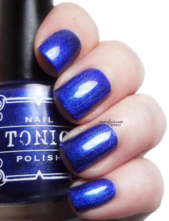 xoxoJen's swatch of Tonic Mannas Mystical Masterpiece
