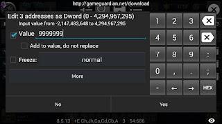 Tutorial cara menggunakan aplikasi game guardian