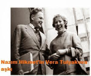Nazım Hikmet ve Vera Tulyakova