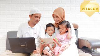 Cara Keluarga Tetap Sehat Selama Pandemi oleh Fatma Gahinsya