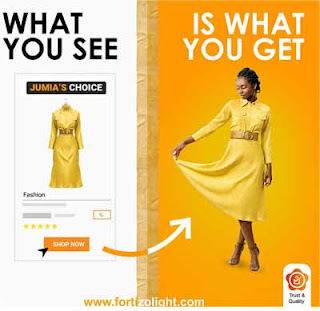 How to know quality items on Jumia, to avoid buying fake or refurbished items.