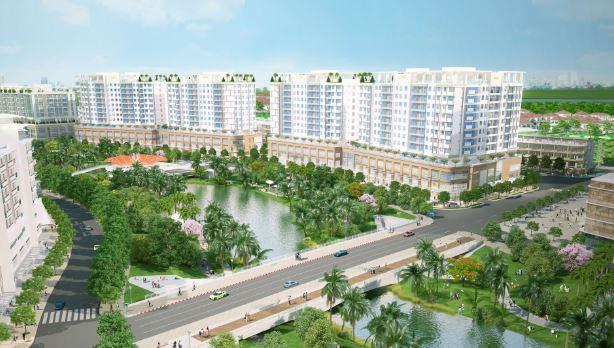VinCity khu đô thị quy hoạch theo phong cách đô thị Singapore