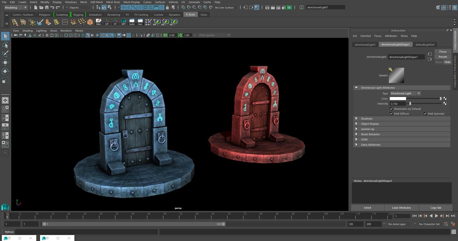 Jack white ba hons computer animation arts uca rochester maya tutorial shader fx part 3 lighting baditri Gallery