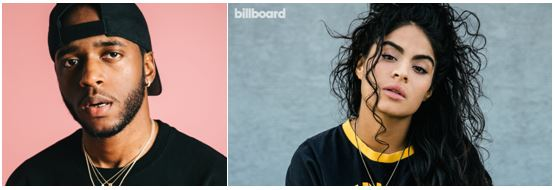 "Watch pop singer Jessie Reyez & rapper 6LACK Remix of ""Imported"""