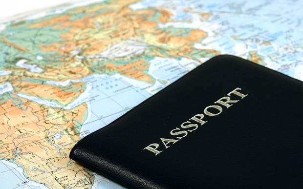 Documentos para viajar para Milão