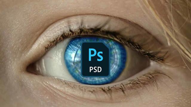 .PSD file