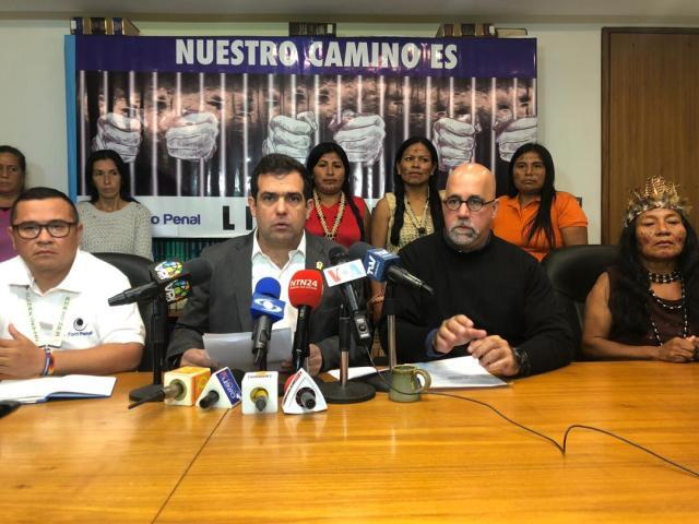 VENEZUELA: Foro Penal actualiza cifra de presos políticos (VIDEO).