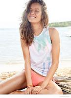 Jac Jagaciak sexy bikini body photoshoot Victoria's Secret Swimsuit models