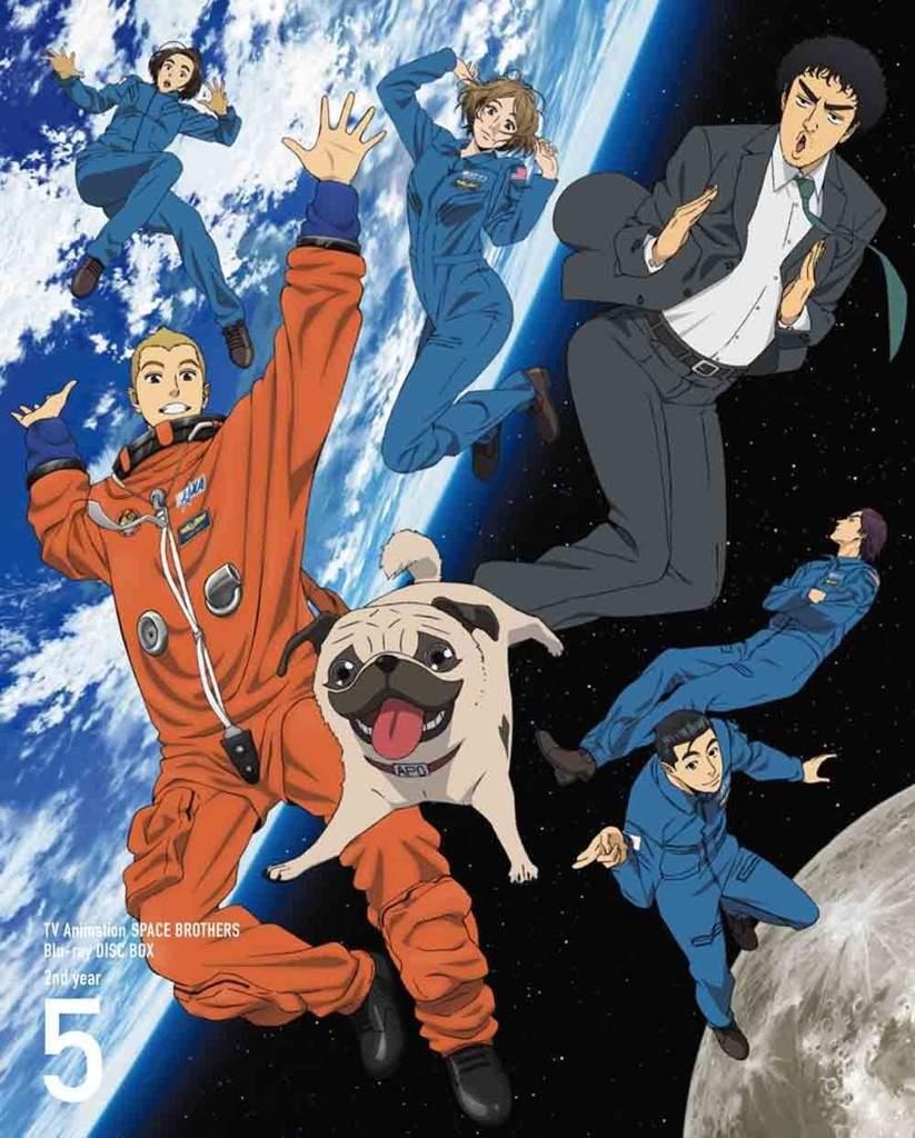 xem anime Du Hành Không Gian -Uchuu Kyoudai