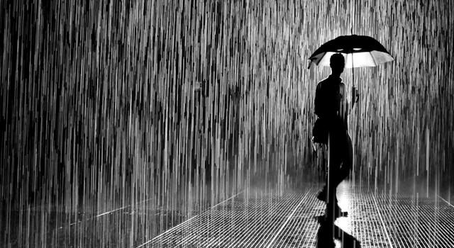Hujan Yang Tak Kunjung Reda, Begitu Pula Cerita Kita Yang Tak Ada Akhirnya