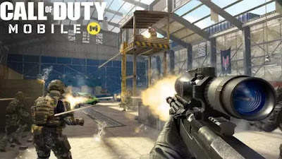 gameplay call of duty mobile