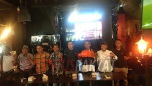 Tunjuk Ansari Lubis Sebagai Pelatih, Karo United Pasang Target Juara Liga 3