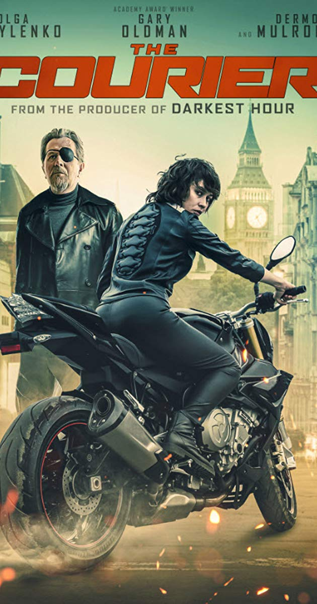 Download Full Movie The Courier 2019