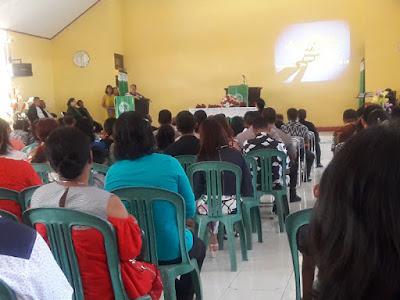 Pelatihan Pengasuh dan Pembimbing Jemaat GPM Saumlaki