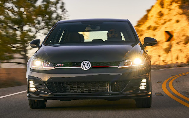 VW Golf GTI 2019 Rabbit Edition