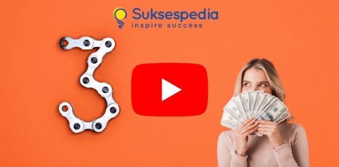 Ini Dia!!! 3 Cara Mendapatkan Uang dari Youtube Views