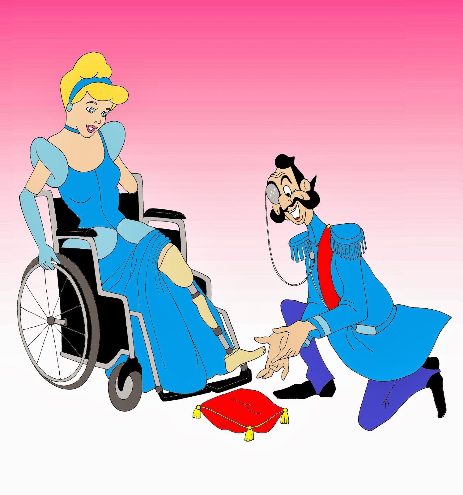 Disney: Humor Chic: Humor Chic Equal Rights