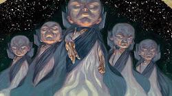 Nguồn gốc của Uatu the Watcher ? Tại sao họ không can thiệp vào hoạt động của các thế giới trong vũ trụ?