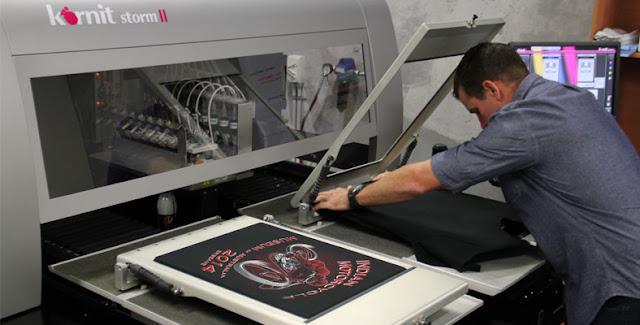 Mengenali Jenis Cat dan Teknik dalam Pembuatan T-Shirt Printing