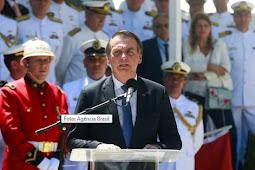 """""""O que eu quero aos senhores é sacrifício também"""", diz Bolsonaro a militares sobre Reforma da Previdência"""
