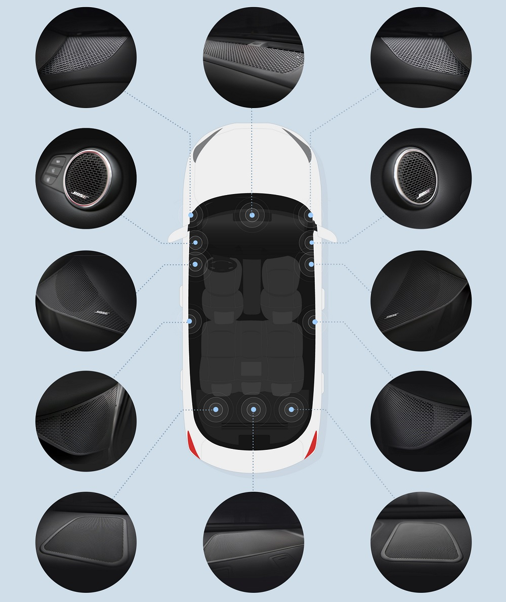 2020 Hyundai Sonata's Bose Premium sound system to deliver life-like audio experience