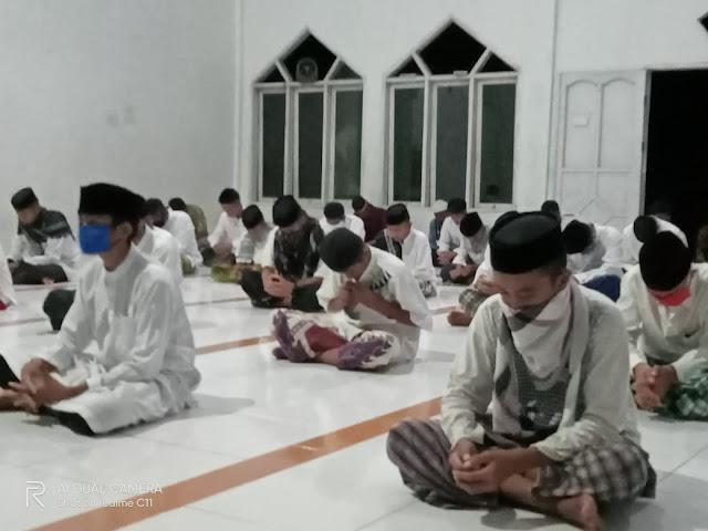 Doa Santri Untuk Kesembuhan Bupati ASA