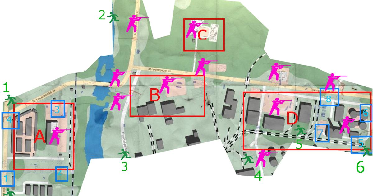 マップ タルコフ カスタム