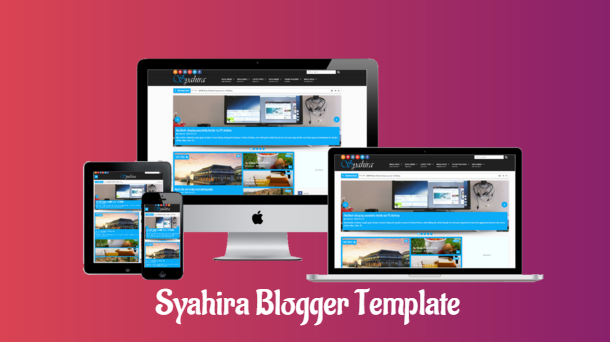 download syahira premium blogger template, kumpulan template blogger premium gratis, download template blogger premium gratis