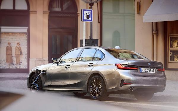 Tesla Model 3 supera o BMW Série 3 na liderança premium na Europa