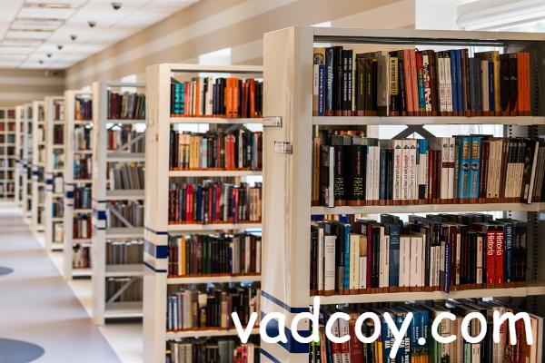 10 Fakta Menarik Perpustakaan