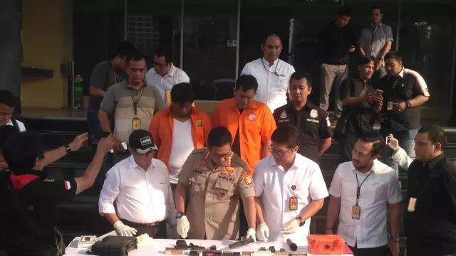 Tersangka Penembak Gedung DPR Ternyata Pegawai Kemenhub