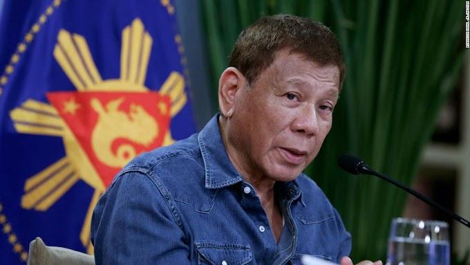 Philippine President Rodrigo Duterte Threatens To Jail Whoever Refuses COVID19 Vaccine