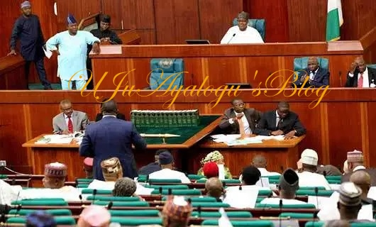 BREAKING: NASS Clerk Arrives House To Conduct Reps Leadership Polls